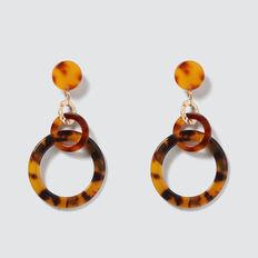 Linked Tort Earrings  TORT  hi-res