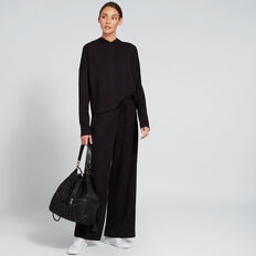 Lounge Pant  BLACK  hi-res
