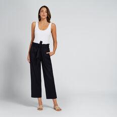 Paperbag Soft Pant  DEEP NAVY  hi-res