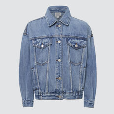 Denim Jacket  VINTAGE WASH  hi-res
