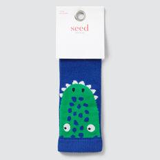 Reptile Socks  BLUE  hi-res
