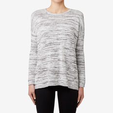 Purl Twist Mono Sweater  MONO MARLE  hi-res
