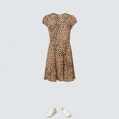 Ocelot Dress  FAWN  hi-res