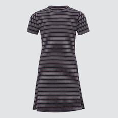 Rib Dress  MIDNIGHT MULTI  hi-res