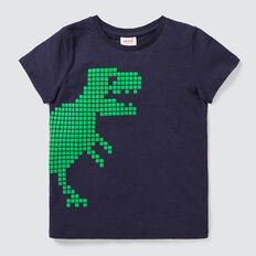 Dino Tee  MIDNIGHT BLUE  hi-res