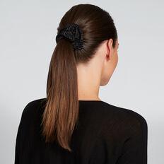 Crinkle Scrunchie Pack  BLACK/OCELOT  hi-res