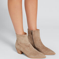 Angie Pointed Boot  TAUPE  hi-res