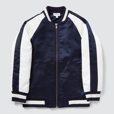 Bomber Jacket  MIDNIGHT BLUE  hi-res