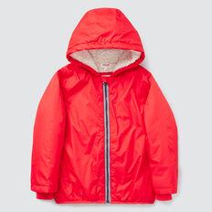 Sherpa Rain Jacket  FIRE ENGINE RED  hi-res