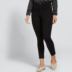 Basic Jegging  BLACK  hi-res