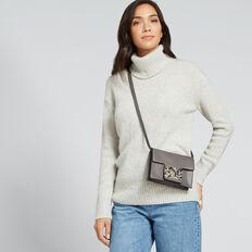 Ava Two Way Belt Bag  GREY  hi-res