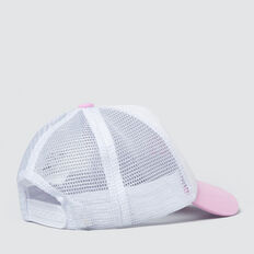Toddler Apple Cap  PINK FIZZ  hi-res