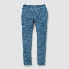 Ocelot Yardage Legging  WARM BLUE WASH  hi-res
