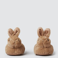 Bunny Slippers  BISCUIT  hi-res