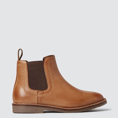Double Gusset Boot  TAN  hi-res