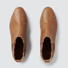 Gusset Boot  TAN  hi-res