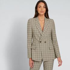 Tailored Blazer  MINI HOUNDSTOOTH  hi-res