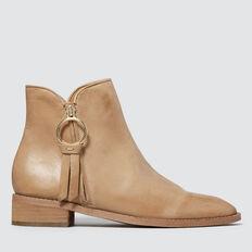 Tilly Flat Boot  HONEY  hi-res