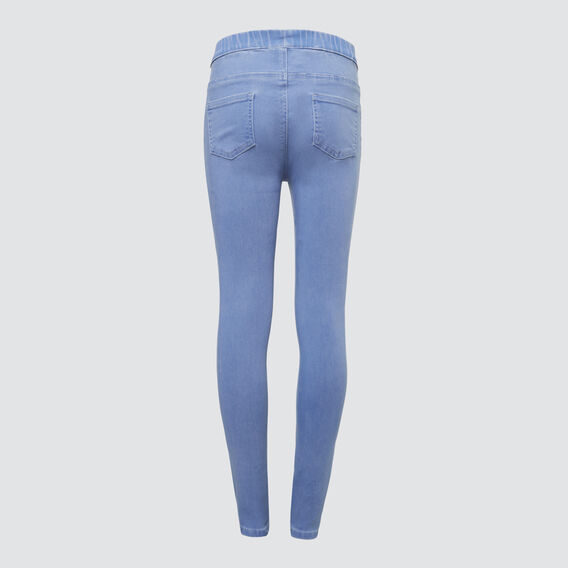 Stretchy Jeggings  CORNFLOWER WASH  hi-res