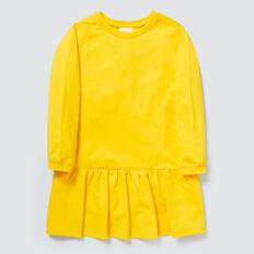 Terry Dress  SAFFRON  hi-res