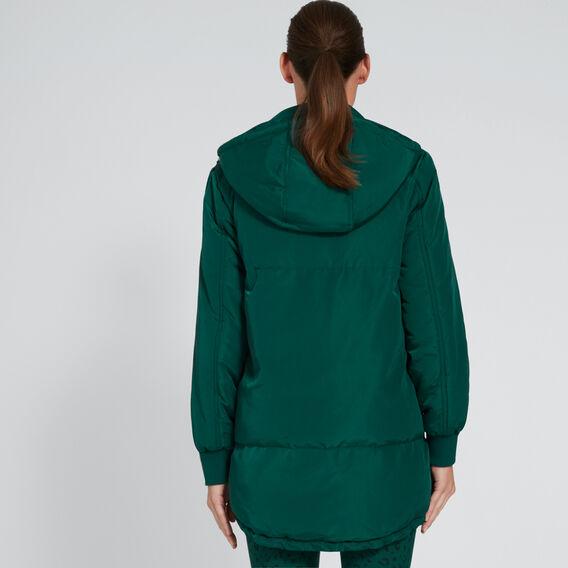 Long Line Jacket  IVY  hi-res