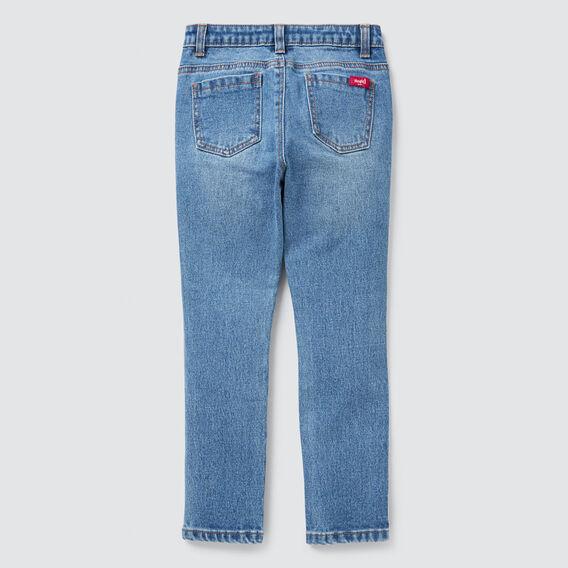 Side Stripe Jean  VINTAGE BLUE WASH  hi-res