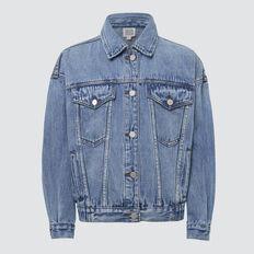 Denim Jacket  VINTAGE WASH  hi-res