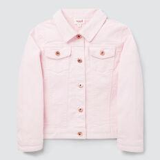 Cord Jacket  ICE PINK  hi-res