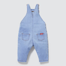Denim Dungaree  BRIGHT WASH  hi-res