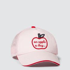 Apple Cap  ICE PINK  hi-res