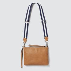 Zip Bag  DARK BISCUIT  hi-res