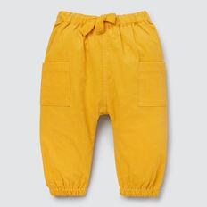 Cord Pocket Pants  LION YELLOW  hi-res