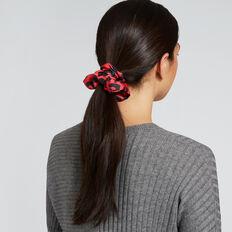 Red Ocelot Scrunchie  RED OCELOT  hi-res