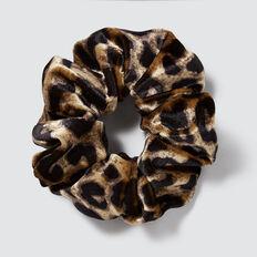 Velvet Animal Scrunchie  ANIMAL  hi-res