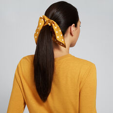 Hair Tie Scarf  SPOT  hi-res