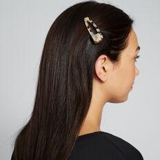 Tort Hair Clip Pack  MILKY TORT  hi-res