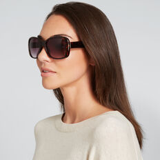Paris Squared Sunglasses  TORT  hi-res
