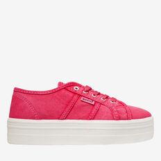 Billie Flatform Sneaker  ORCHID  hi-res