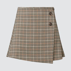 A Line Skirt  MULTI  hi-res