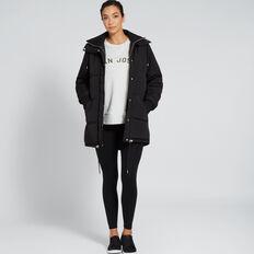 Long Line Jacket  BLACK  hi-res