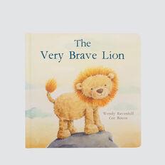 The Very Brave Lion  MULTI  hi-res