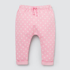 Spot Knit Trackie  ICE PINK  hi-res