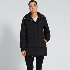 Long Line Jacket  BLACK  hi-res