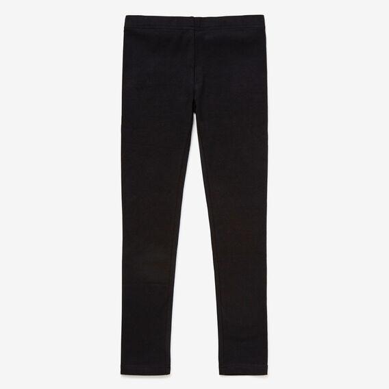Basic Legging  BLACK  hi-res