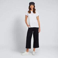 Basic Comfy Tee  WHISPER WHITE  hi-res