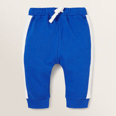 Retro Sport Trackpants  BRIGHT COBALT  hi-res