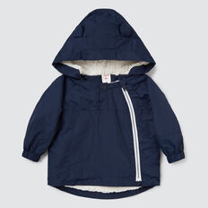 Sherpa Raincoat  MIDNIGHT BLUE  hi-res