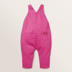 Denim Dungaree  FUCHSIA  hi-res