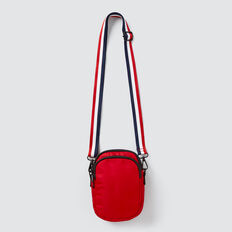Cross Body Bag  RED  hi-res