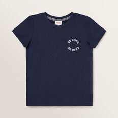 Basic Tee  MIDNIGHT BLUE  hi-res